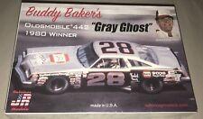 Buddy Baker Gray Ghost 1980 Oldsmobile 442 #28 1/25 model car kit DAMAGED BOX