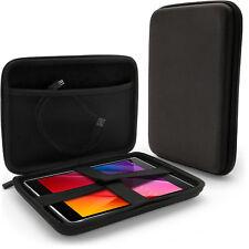 Black EVA Zipper Travel Hard Case Cover Sleeve for Asus ZenPad S 8'' Tablet