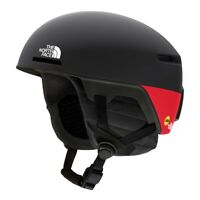 Smith Code MIPS Snow Helmet Adult Medium 55-59 cm Matte Black / TNF Red With Bag