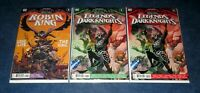 DEATH METAL ROBIN KING 1 LEGENDS of the DARK KNIGHTS #1 1st print 2nd 1st app DC