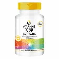 Vitamin B Complex - alto dosaggio - con PABA - vegan - 100 compresse