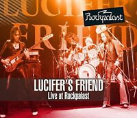 Lucifer's Friend - Live at Rockpalast [New CD] Germany - Import, NTSC Format