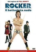 THE ROCKER - IL BATTERISTA NUDO (2008) un film di Peter Cattaneo - DVD USATO FOX