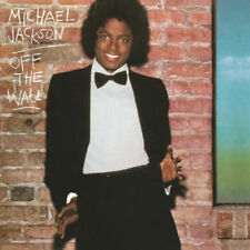 Michael Jackson Reissue Music LP Records