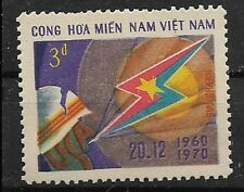 Vietnam National 1960 Symbolic Anti- American Design Cat#: M34, MNH