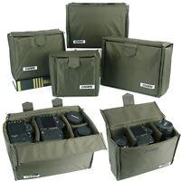 Waterproof Padded DSLR SLR Camera Bag Lens Insert Bag Partition Lens Pouch Cover