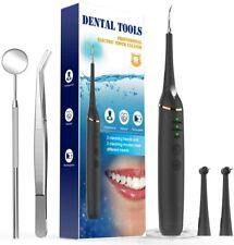 Plaque Remover for Teeth, Breett Ultrasonic Tooth Cleaner-Tartar Scraper