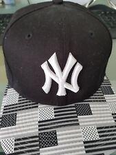New Era 9FIFTY NEW YORK YANKEES - Casquette - black/opt