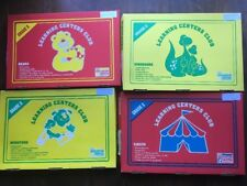 Learning Centers Club 2nd Grade Second Grade set of 4 different programs