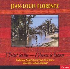 Jean-Louis FLORENTZ  / L'ENFANT DES ILES, L'ANNEAU DE SALOMON  / (1 CD) / NEUF