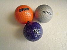 Nike Vintage Mojo Karma Golf Balls 3 Colors - Never been hit or used