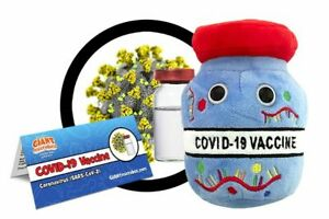 Giant Microbes C0VID-19 VACClNE