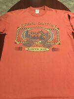 Vintage 90's 1996 Grand Canyon South Rim Mens Graphic T Shirt Large L