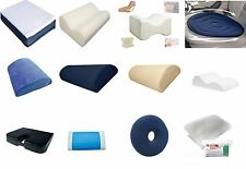 NEW MEMORY FOAM CONTOUR PILLOW LEG PILLOWS SEATING SOLUTIONS NECK BACK SUPPORT