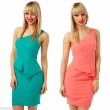 Cotton Stretch, Bodycon Cocktail Dresses for Women