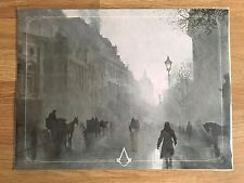 Assassins Creed Syndicate Big Ben Edition Numbered Lithograph - 34cm x 25.5cm
