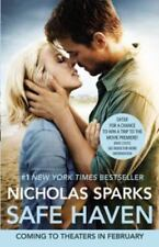 Safe Haven (CD-Audio) By (author) Nicholas Sparks, by Sparks, Nicholas