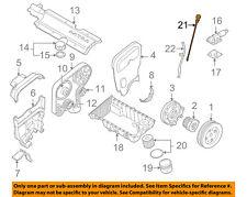 VOLVO OEM 01-07 V70 2.4L-L5 Engine-Oil Fluid Dipstick 9497557