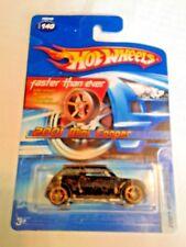 hotwheels mini cooper 2001 faster than ever wheels