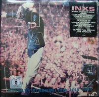 INXS / LIVE BABY LIVE - COLLECTORS BOX - CD + VIDEO + FULL COLOUR LIVE BOOKLET