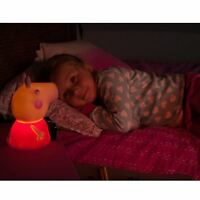 PEPPA PIG ILLUMI-MATE LED COLOUR CHANGING NIGHT LIGHT
