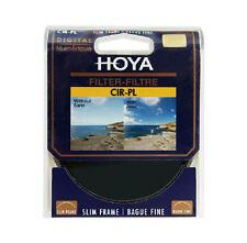 New HOYA 62mm Slim CPL Circular Polarizing / Polarizer CIR-PL Lens Filter