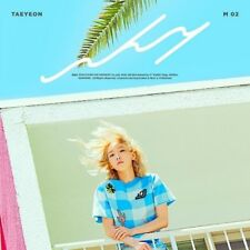 GIRLS GENERATION TAEYEON [WHY] 2nd Mini Album CD+80p Photobook+Card K-POP SEALED