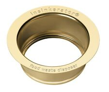 Insinkerator French Gold Sink Flange