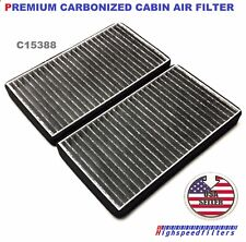 C15388C (CARBON) OEM QUALITY CABIN AIR FILTER For 1999-2002 SILVERADO & SIERRA