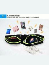 DALIVA Running Accessories Running Belt Waist Pack Phone Holder