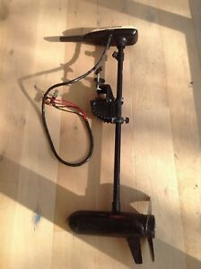 Minn Kota Electric Outboard 46lb thrust - excellent condition