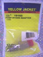 YELLOW JACKET Vacuum Pump Intake Adpt 1/2FF x 1/2MFACME