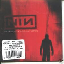 nine inch nails - beside you in time blue ray promo