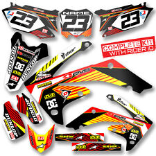 2010 2011 2012 2013 HONDA CRF 250R GRAPHICS KIT CRF250R 250 R DECO MOTO DECALS