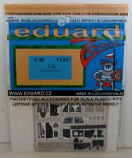 Eduard 1/48 FE231 Colour Zoom etch for the Hasegawa F-4E Phantom II kit