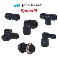 John Guest Raccordi Aria Acqua Tubo 4 6 8 10 12 15 1/4 3/8 1/2
