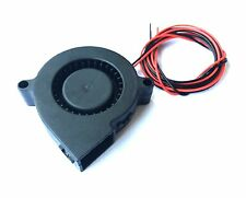HICTOP 24V Connector Brushless Cooling Turbo Blower Fan Cooler 3D Printer Parts