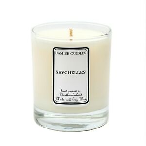 Seychelles - Personalised Soy Wax Candle - 20cl