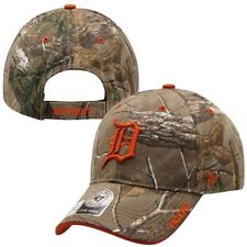 Detroit Tigers 47 Brand Hat Realtree Frost