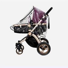 Universal Buggy Pushchair Transparent Rain Cover Baby Stroller Pram 8C