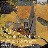 Ravel: Complete Melodies, Monica Piccinini, Filippo Farine CD | 5028421947433 |