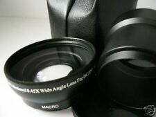 KAW BK 52mm 0.45X Wide-Angle Lens + Adapter Tube For Nikon Coolpix P7100 Camera
