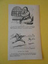 Ouvrir une lettre en costume de Scaphandrier Originale Print 1896