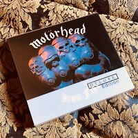MOTORHEAD IRON FIST Deluxe Edition 2 x cd LEMMY Heavy Metal