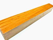 "Caretto wood turning blank 1.5"" x 1.5"" x 12"" Aspidosperma genus (#2)"