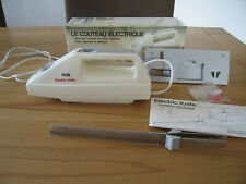 Pacini elektrisches Messer Schnelltrenner Elektromesser Electric knife