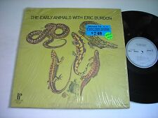 SHRINK The Early Animals with Eric Burdon 1971 Stereo LP