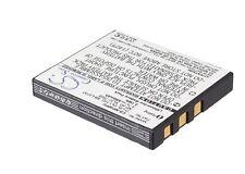 Premium Battery for PENTAX Optio A30, Optio T20, Optio W10, Optio S, Optio A10