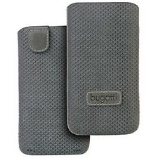 Bugatti Perfect Scale stone grey Case f Apple iPhone 4S Tasche