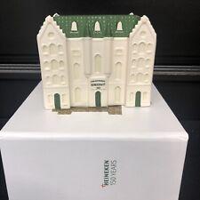 Heineken 150 Years Miniature Ceramic Hooiberg Brewery Amsterdam 1864-2014 Delft